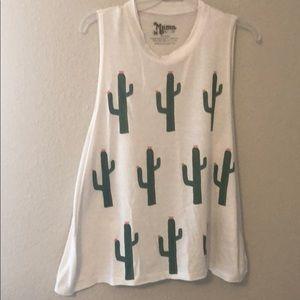 Show Me Your Mumu Cactus Tank